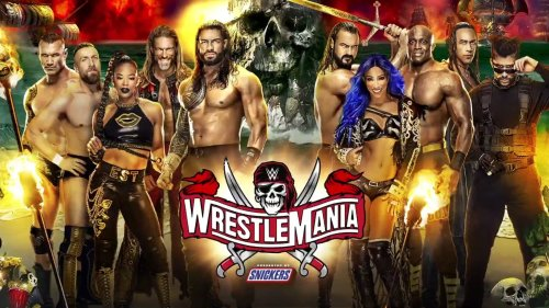WrestleMania 37 Live Stream: Watch WWE Online | The Manual