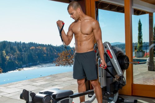 Bowflex Home Gym Revolution Review: A Convenient Equipment for Your Home Workout   The Manual