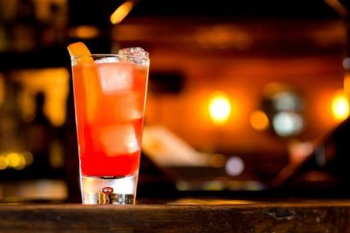 The Garibaldi: The World's Most Complicated Cocktail   The Manual
