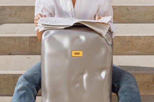 Crash Baggage Encourages Travelers to 'Handle Without Care' | The Manual