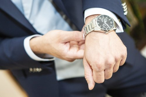 """Matching Wedding Watches Will Get You To """"I Do"""" In No Time   The Manual"""