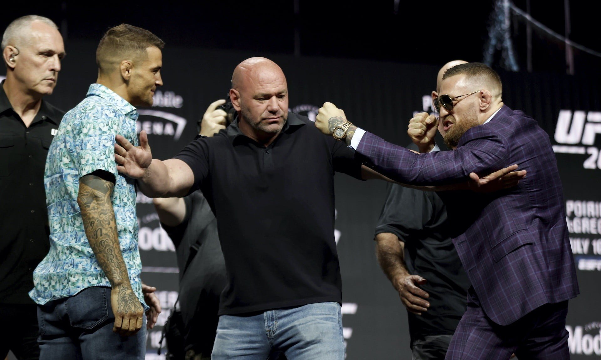 UFC 264 Fight Card: Who's Entering the Octagon Tonight? | The Manual