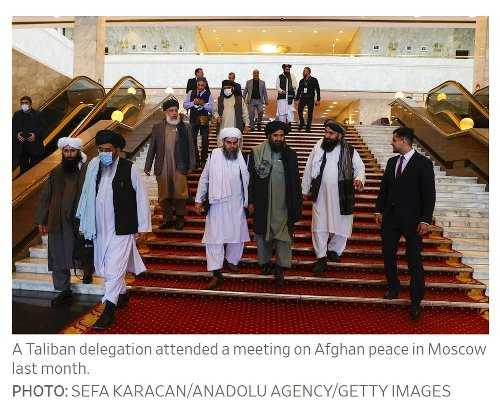 Why Insist On An Afghan Cease-Fire Agreement No One Will Honor Anyway?