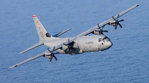 Air Force Pursues Bomb-Dropping, Drone-Launching Attack Cargo Planes