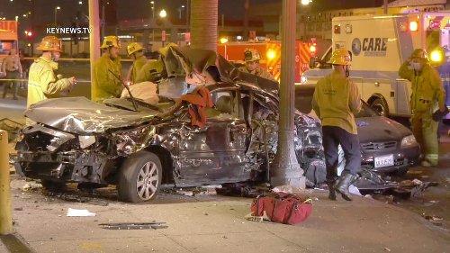Street Racing Fatal in Florence-Firestone Area