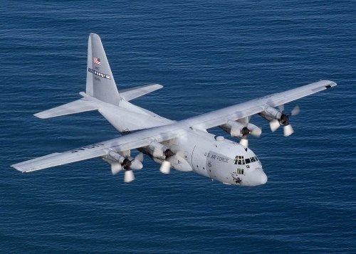 Cargo Planes as Cornerstone of Drone Warfare