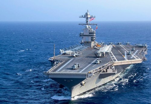 Could Ford-Class Carriers Serve Out the Century to 2110?