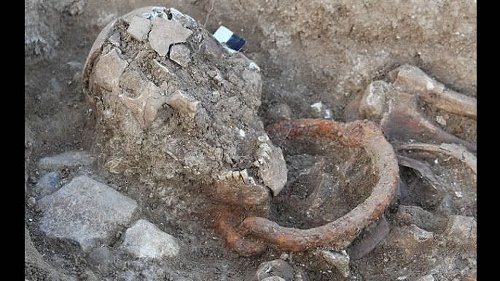 Ancient History Mortuary That Boiled, Defleshed Corpses Unearthed