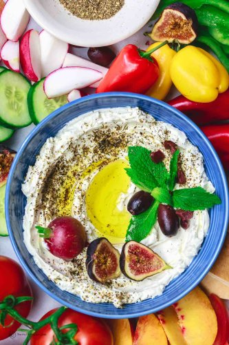 Homemade Labneh Recipe (Video: How to Make Labneh)   The Mediterranean Dish