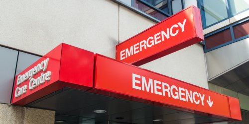 Going to the Emergency Room When My Pain Is 'Too Much'