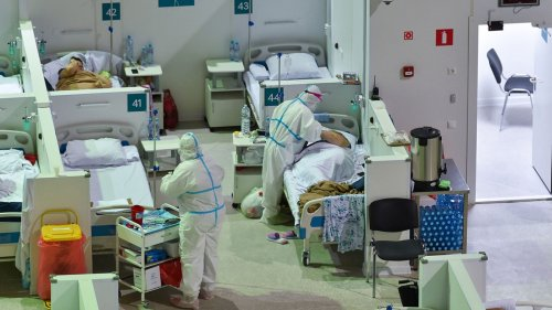 Coronavirus in Russia: The Latest News | Oct. 15 - The Moscow Times