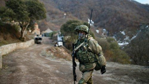 Armenia and Azerbaijan in New Border Crisis - The Moscow Times