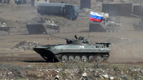 Armenia Says Wants More Russian Troops on Its Soil - The Moscow Times