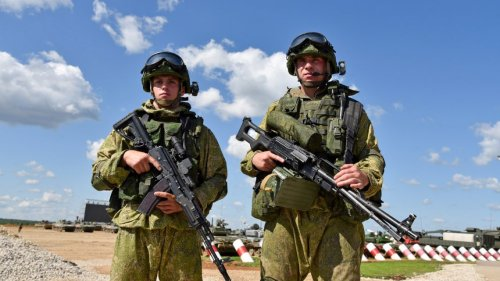 EU Corrects Estimate of Russian Troops on Ukraine Border - The Moscow Times
