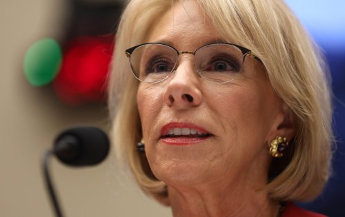 Betsy DeVos's Assault on Public Schools Continues