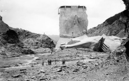 Exhuming California's St. Francis Dam Disaster
