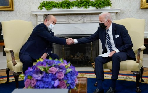When Biden Met Bennett—and Gave His Blessing to Impunity