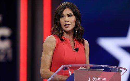 South Dakota Governor Kristi Noem Is a Deadlier, More Delusional Alternative to Trump