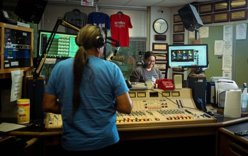 """""""Beyond Bows and Arrows"""": Indigenous Radio in Texas"""