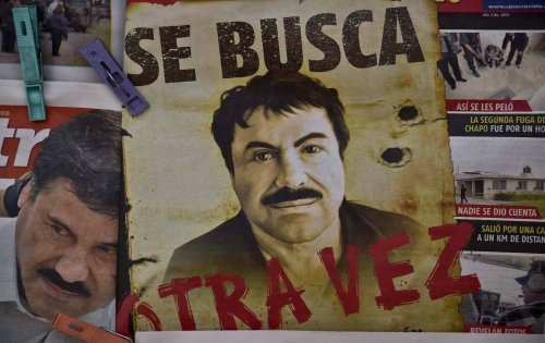 """The Story of """"El Chapo"""" and Why the Drug War Will Never End"""