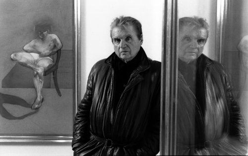 Behind the Hedonist Persona of Francis Bacon