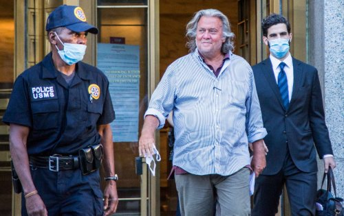 Why Isn't Steve Bannon in Jail? Ask the Democrats.