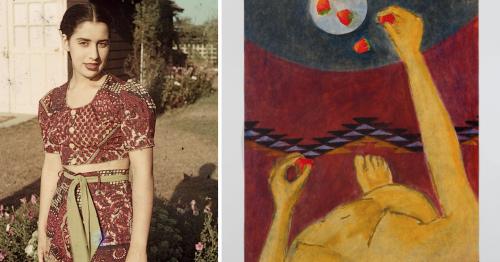 Luchita Hurtado's Spiritual Modernism