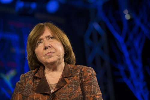 """""""We Will Live in a Completely Different World"""": A Conversation With Svetlana Alexievich"""