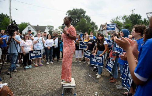Nina Turner Wants to Go to Congress as a Champion for Labor Rights