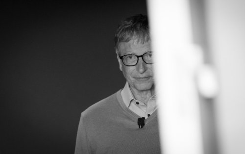 Bill Gates Gives to the Rich (Including Himself)