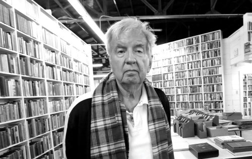 A Prophet at the Barbecue: Larry McMurtry, 1936–2021