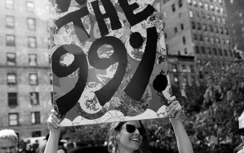 Sexism and Racism on the Left: What Has and Hasn't Changed Since Occupy Wall Street
