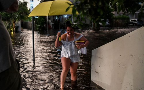 Florida's Flooded Future: 'Retreat While There's Still Time'