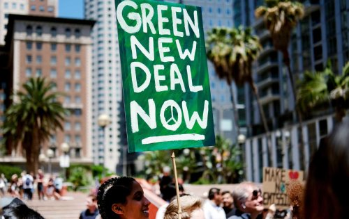 Climate Justice Is About More Than Just Fossil Fuels
