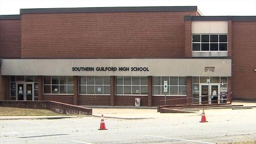 VIDEO: 14-year-old student attacked by 8 other students and a 37-year-old parent at Southern Guilford High School
