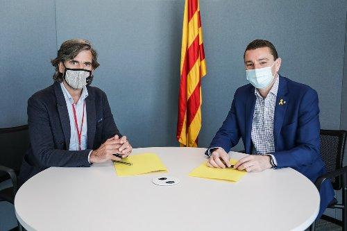 Catalunya aspira a ser un polo internacional de 'sportech'