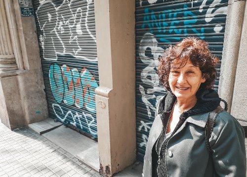 Lillian Neuman: Barcelona al pie de la letra