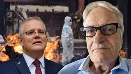 Dennis Atkins: Morrison's 'tough guy' stance on India backfired has badly