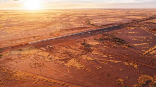 Tim Richards: What it's like travelling north on The Ghan in the era of COVID-19