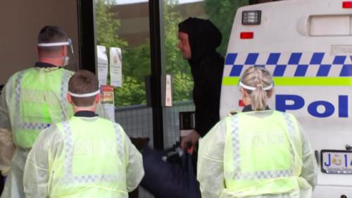 Community anger as Tasmania faces deadly Delta spread