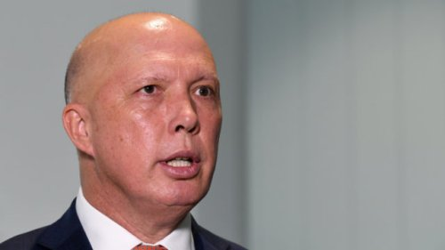 Peter Dutton to spend two weeks in home quarantine after sons' school linked to a coronavirus outbreak
