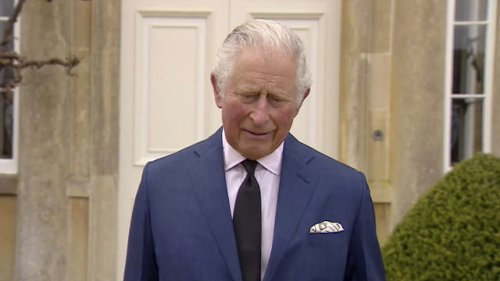 Prince Charles speaks about missing his 'dear papa' after Duke of Edinburgh's death
