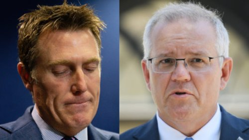 PM again rejects inquiry into Porter allegations
