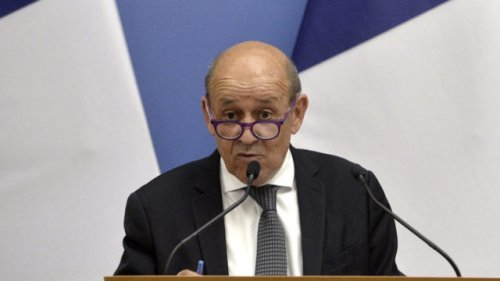 France to recall ambassadors from Australia and US after 'stab in the back' over submarine contract