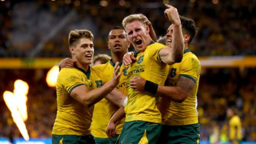 Wallabies star Reece Hodge eyeing Test feat repeat