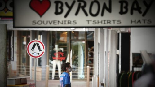 Byron Bay leaders call for fewer lectures from Sydney after anti-lockdown protest