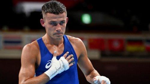 Olympic boxing medallist Harry Garside's new fight? It's Harry versus himself in hotel quarantine