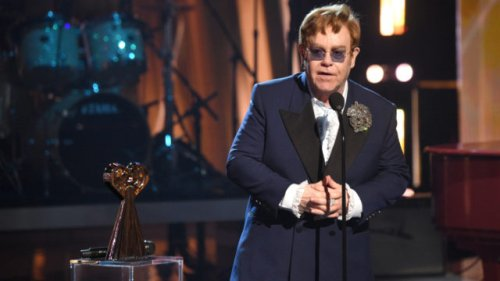 Elton John becomes first artist with top 10 singles in six different decades