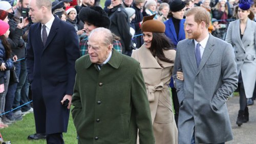 Harry will attend his grandfather's funeral as details of Prince Philip's service are announced