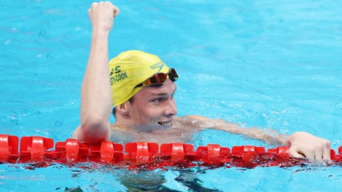 Zac Stubblety-Cook brings home gold for Australia